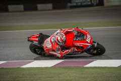 Qatar MotoGP 2013 Royaltyfria Foton