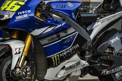 Qatar MotoGP 2013 Royalty Free Stock Image