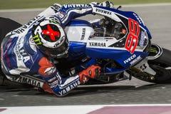 Qatar MotoGP 2013 Stock Image