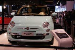 Qatar Motorshow 2011 - Fiat Castagna Milão Imagem de Stock