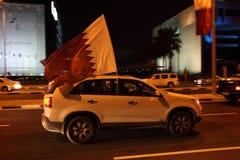 Qatar National Day celebration stock photos