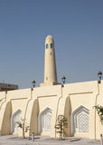 The Qatar State Grand Mosque Stock Photos