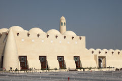 Qatar State Grand Mosque, Doha Stock Photos