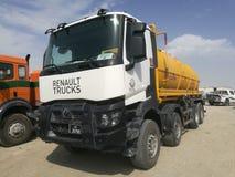 Qatar Water Tanker stock photography