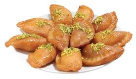 Qatayef Royalty Free Stock Images
