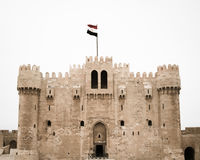 Qayetbay Castle Royalty Free Stock Photography