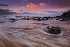 QE Ballina Sunrise Royalty Free Stock Photos