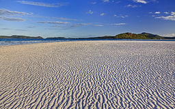 QE FI whitehaven sand pattern Stock Photography