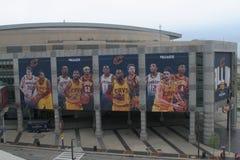 Qet, Cleveland OH Arkivfoton