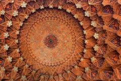 Όμορφο ανώτατο όριο της πύλης Qeysarieh Στοκ φωτογραφία με δικαίωμα ελεύθερης χρήσης