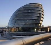 QG da autoridade da mais grande Londres - Inglaterra imagens de stock royalty free