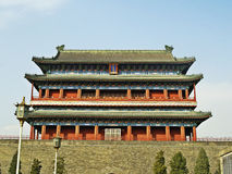 Qianmen Gate Royalty Free Stock Photos