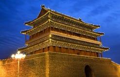 Qianmen Gate Zhengyang Men Tiananmen Beijing Stock Image