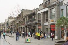 Qianmen Street Royalty Free Stock Image