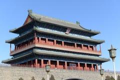 Qianmen tower in beijing Stock Images
