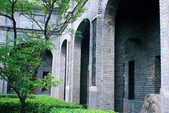 Qiantangzhizhai博物馆 免版税库存照片