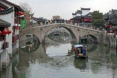 qibao上海 库存图片