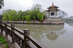 Qibao świątynia Zdjęcie Royalty Free