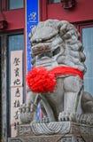 Qibao świątynia Zdjęcia Royalty Free