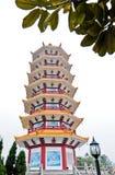 Qibao świątynia Obrazy Royalty Free