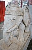 Qibao świątynia Obraz Royalty Free