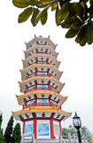 Qibao Temple Royalty Free Stock Images