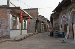 Qikou forntida stad Royaltyfri Foto