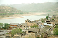 Qikou stad Arkivbilder