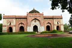 Qila-i-Kuhna meczet Zdjęcie Stock