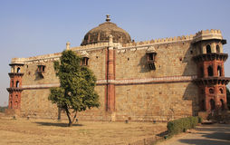 Qila-i-kuna Mosque, Purana Qila, New Delhi Royalty Free Stock Images