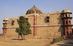 Qila-i-kuna Mosque, Purana Qila, New Delhi Royalty Free Stock Images