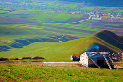 Qilian mountain landscapes Royalty Free Stock Photography