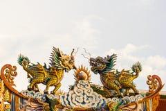 Qilin Royalty-vrije Stock Afbeeldingen