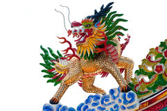 Qilin, Kylin , Kirin Royalty Free Stock Image