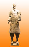 Qin dynasty Terracotta Army, Xian (Sian), China Royalty Free Stock Photography