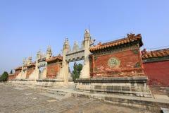 Qing dongling, дверь longfeng стоковые изображения rf