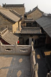 Qing dynasty house Pingyao Xian China Stock Image