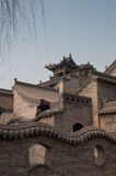 Qing dynasty house Pingyao Xian China Royalty Free Stock Photography