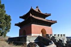Qing Tombs oriental Imagem de Stock