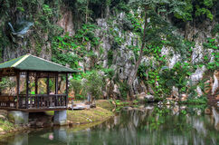 Qing Xin Ling leisure & cultural village, Ipoh, Malaysia Stock Image
