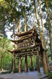 Qingcheng mountain royalty free stock photography