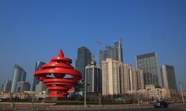 qingdao стоковая фотография rf