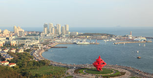 Qingdao photo stock
