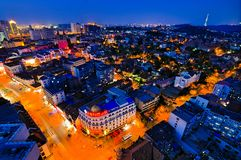 Qingdao Stock Afbeelding
