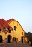 Εκκλησία στην πόλη Qingdao, Κίνα Στοκ φωτογραφίες με δικαίωμα ελεύθερης χρήσης