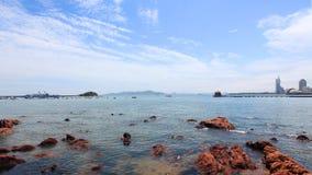 qingdao стоковое фото rf