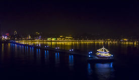 Τοπίο Κίνα ακτών Qingdao Στοκ εικόνα με δικαίωμα ελεύθερης χρήσης