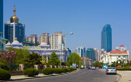 Qingdao china Royalty Free Stock Image