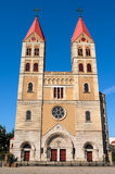 The Qingdao of China, Catholic church Royalty Free Stock Photo