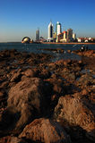 Qingdao city. Qingdao is a famous tourist city, Qingdao is an important military port, now the seat of the PLA Headquarters of the North Sea Fleet royalty free stock images